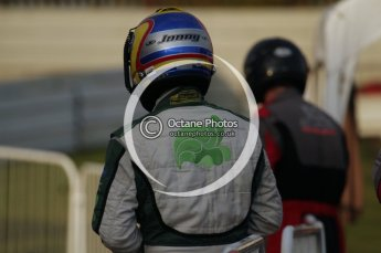 © Octane Photographic Ltd. 2011. Milton Keynes Daytona Karting, Forget-Me-Not Hospice charity racing. Sunday October 30th 2011. Digital Ref : 0194lw7d0012