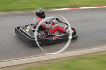 © Octane Photographic Ltd. 2011. Milton Keynes Daytona Karting, Forget-Me-Not Hospice charity racing. Sunday October 30th 2011. Digital Ref : 0194lw7d8788
