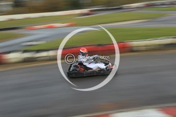 © Octane Photographic Ltd. 2011. Milton Keynes Daytona Karting, Forget-Me-Not Hospice charity racing. Sunday October 30th 2011. Digital Ref : 0194cb1d7898