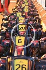 © Octane Photographic Ltd. 2011. Milton Keynes Daytona Karting, Forget-Me-Not Hospice charity racing. Sunday October 30th 2011. Digital Ref : 0194cb7d7976