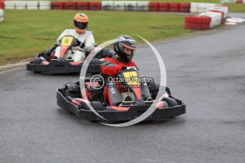 © Octane Photographic Ltd. 2011. Milton Keynes Daytona Karting, Forget-Me-Not Hospice charity racing. Sunday October 30th 2011. Digital Ref : 0194cb7d8489