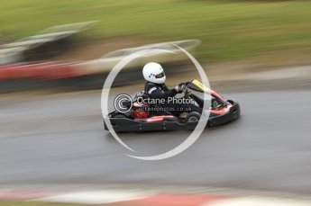 © Octane Photographic Ltd. 2011. Milton Keynes Daytona Karting, Forget-Me-Not Hospice charity racing. Sunday October 30th 2011. Digital Ref : 0194cb7d8507