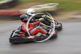 © Octane Photographic Ltd. 2011. Milton Keynes Daytona Karting, Forget-Me-Not Hospice charity racing. Sunday October 30th 2011. Digital Ref : 0194cb7d8555