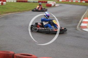 © Octane Photographic Ltd. 2011. Milton Keynes Daytona Karting, Forget-Me-Not Hospice charity racing. Sunday October 30th 2011. Digital Ref : 0194cb7d8569
