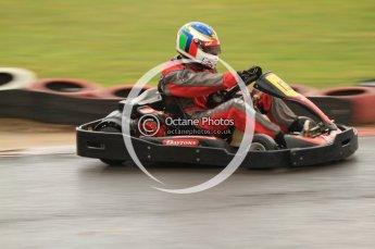 © Octane Photographic Ltd. 2011. Milton Keynes Daytona Karting, Forget-Me-Not Hospice charity racing. Sunday October 30th 2011. Digital Ref : 0194cb7d8776