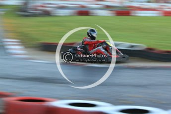 © Octane Photographic Ltd. 2011. Milton Keynes Daytona Karting, Forget-Me-Not Hospice charity racing. Sunday October 30th 2011. Digital Ref : 0194cb7d9697