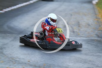 © Octane Photographic Ltd. 2011. Milton Keynes Daytona Karting, Forget-Me-Not Hospice charity racing. Sunday October 30th 2011. Digital Ref : 0194cb7d9883