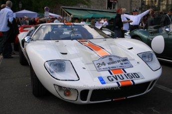 © Octane Photographic 2011. Le Mans Drivers' parade, 10th June 2011. Digital Ref : 0078CB1D1072