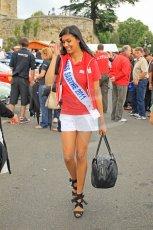 © Octane Photographic 2011. Le Mans Drivers' parade, 10th June 2011. Digital Ref : 0078CB1D1144