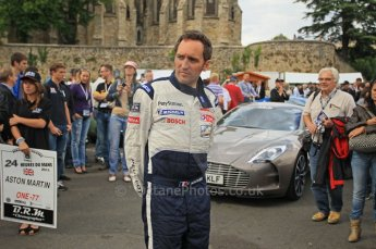 © Octane Photographic 2011. Le Mans Drivers' parade, 10th June 2011. Digital Ref : 0078CB1D1188