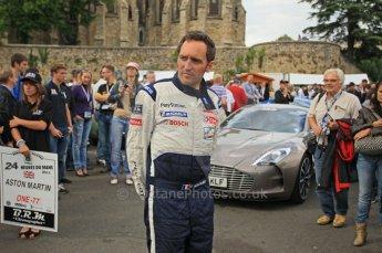 © Octane Photographic 2011. Le Mans Drivers' parade, 10th June 2011. Digital Ref : 0078CB1D1188