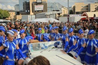 © Octane Photographic 2011. Le Mans Drivers' parade, 10th June 2011. Digital Ref : 0078CB1D1224