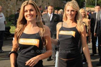 © Octane Photographic 2011. Le Mans Drivers' parade, 10th June 2011. Digital Ref : 0078CB1D1253