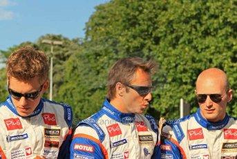 © Octane Photographic 2011. Le Mans Drivers' parade, 10th June 2011. Digital Ref : 0078LW7D5162