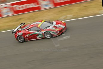 © Octane Photographic 2011. Le Mans finish line and podium - Sunday 11th June 2011. La Sarthe, France. Digital Ref : 0263cb1d3452