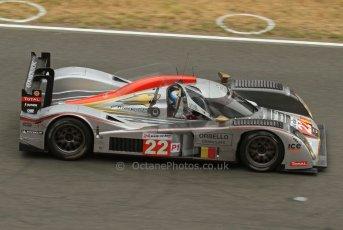 © Octane Photographic 2011. Le Mans finish line and podium - Sunday 11th June 2011. La Sarthe, France. Digital Ref : 0263lw7d8090