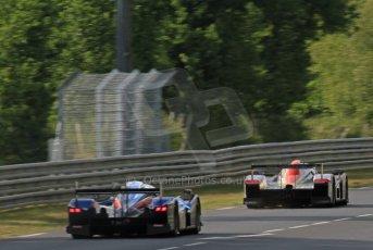© Octane Photographic 2011. Le Mans Race - Saturday 10th June 2011. La Sarthe, France. Digital Ref : 0112cb7d6221