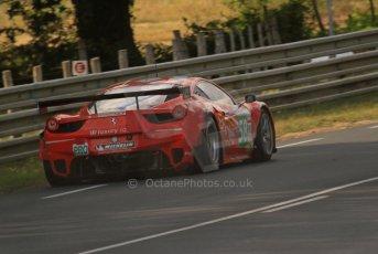 © Octane Photographic 2011. Le Mans Race - Saturday 10th June 2011. La Sarthe, France. Digital Ref : 0112cb7d6256