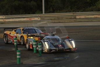 © Octane Photographic 2011. Le Mans Race - Saturday 10th June 2011. La Sarthe, France. Digital Ref : 0112cb7d6517
