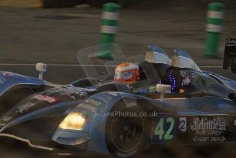© Octane Photographic 2011. Le Mans Race - Saturday 10th June 2011. La Sarthe, France. Digital Ref : 0112cb7d6752