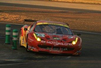 © Octane Photographic 2011. Le Mans Race - Saturday 10th June 2011. La Sarthe, France. Digital Ref : 0112cb7d6787