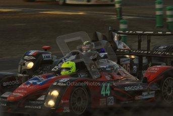 © Octane Photographic 2011. Le Mans Race - Saturday 10th June 2011. La Sarthe, France. Digital Ref : 0112cb7d6861