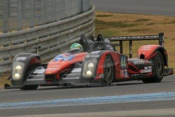 © Octane Photographic 2011. Le Mans Race - Saturday 10th June 2011. La Sarthe, France. Digital Ref : 0112cb7d7379
