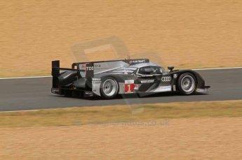 © Octane Photographic 2011. Le Mans Race - Saturday 10th June 2011. La Sarthe, France. Digital Ref : 0112LW7D5620