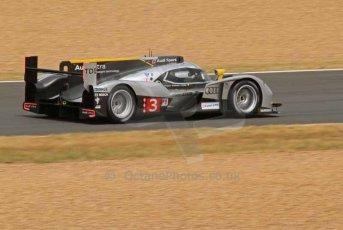 © Octane Photographic 2011. Le Mans Race - Saturday 10th June 2011. La Sarthe, France. Digital Ref : 0112LW7D5633