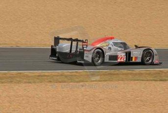 © Octane Photographic 2011. Le Mans Race - Saturday 10th June 2011. La Sarthe, France. Digital Ref : 0112LW7D5665