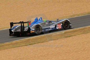 © Octane Photographic 2011. Le Mans Race - Saturday 10th June 2011. La Sarthe, France. Digital Ref : 0112LW7D5672