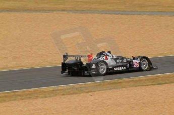 © Octane Photographic 2011. Le Mans Race - Saturday 10th June 2011. La Sarthe, France. Digital Ref : 0112LW7D5680