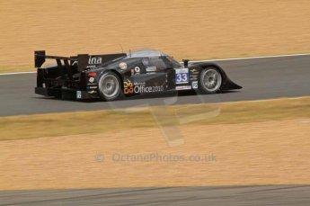 © Octane Photographic 2011. Le Mans Race - Saturday 10th June 2011. La Sarthe, France. Digital Ref : 0112LW7D5717