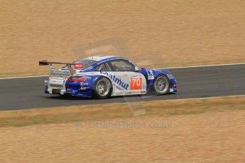© Octane Photographic 2011. Le Mans Race - Saturday 10th June 2011. La Sarthe, France. Digital Ref : 0112LW7D5793