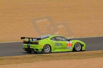 © Octane Photographic 2011. Le Mans Race - Saturday 10th June 2011. La Sarthe, France. Digital Ref : 0112LW7D5805