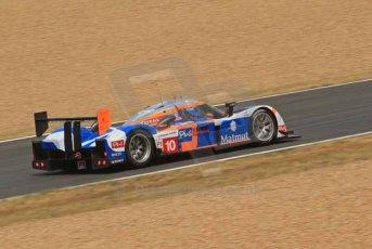 © Octane Photographic 2011. Le Mans Race - Saturday 10th June 2011. La Sarthe, France. Digital Ref : 0112LW7D5826