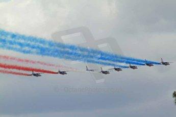 © Octane Photographic 2011. Le Mans Race - Saturday 10th June 2011. La Sarthe, France. Digital Ref : 0112LW7D5904