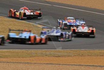 © Octane Photographic 2011. Le Mans Race - Saturday 10th June 2011. La Sarthe, France. Digital Ref : 0112LW7D6026