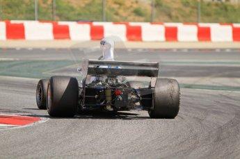 © Octane Photographic Ltd. 2011 Masters Racing Espiritu de Montjuic, April 10th 2011. Grand Prox masters, Historic Formula 1 racing. Digital Ref : 0042CB7D1097
