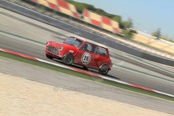 © Octane Photographic Ltd. 2011 Masters Racing Espiritu de Montjuic, April 8th 2011. Pre-1966 Touring Cars. Digital Ref : 0041CB7D0186
