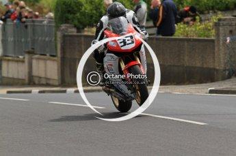 © Octane Photographic Ltd 2011. NW200 Thursday 19th May 2011. Adrian Clark, Honda - BHR Racing. Digital Ref : LW7D2805