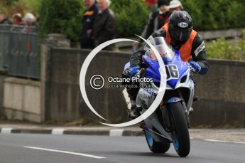 © Octane Photographic Ltd 2011. NW200 Thursday 19th May 2011. Paul Cranston, Honda - Loughrin Racing. Digital Ref : LW7D2917