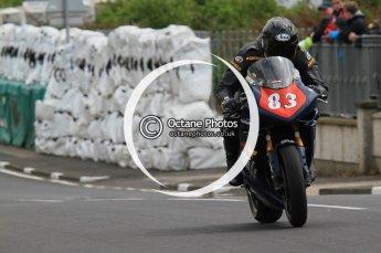 © Octane Photographic Ltd 2011. NW200 Thursday 19th May 2011. Graham English, Yamaha - Fix Auto Collision. Digital Ref : LW7D2958