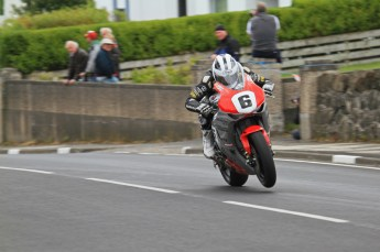 © Octane Photographic Ltd 2011. NW200 Thursday 19th May 2011. William Dunlop, Honda - Wilson Craig Racing. Digital Ref : LW7D3207