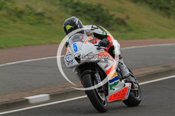 © Octane Photographic Ltd 2011. NW200 Thursday 19th May 2011. Bruce Anstey, Honda - padgetts-motorcycles.co.uk. Digital Ref : LW7D2061