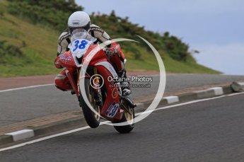 © Octane Photographic Ltd 2011. NW200 Thursday 19th May 2011. Gary Robinson, Yamaha - Robinson Electrical. Digital Ref : LW7D2072