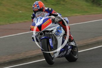© Octane Photographic Ltd 2011. NW200 Thursday 19th May 2011. Lee Johnston, Honda - East Coast Racing. Digital Ref : LW7D2125