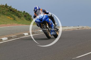 © Octane Photographic Ltd 2011. NW200 Thursday 19th May 2011. Kirk Jamison, Yamaha - Marie Curie Cancer Care. Digital Ref : LW7D2237