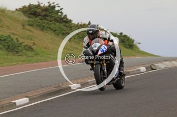 © Octane Photographic Ltd 2011. NW200 Thursday 19th May 2011. Dan Millard, Kawasaki - DDR Total Rail Solutions. Digital Ref : LW7D2596
