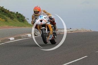 © Octane Photographic Ltd 2011. NW200 Thursday 19th May 2011. Trevor Ferguson, Triumph 675. Digital Ref :